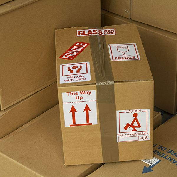 Parcel Care Labels